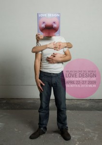 Affiche Love Design