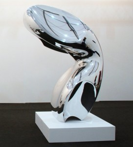  Bodyguard , Aluminium, 2008