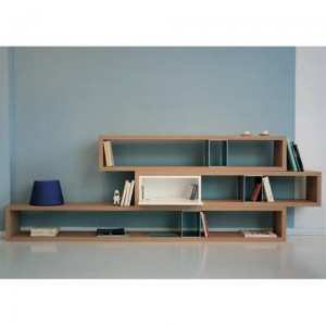 bibliotheque design targa italia