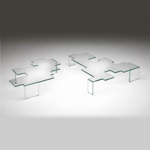 table basse design Glas Italia