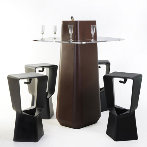 tabouret de bar design kenny ma chaise design. Black Bedroom Furniture Sets. Home Design Ideas