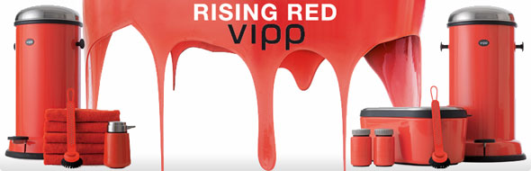 Vipp Rising Red
