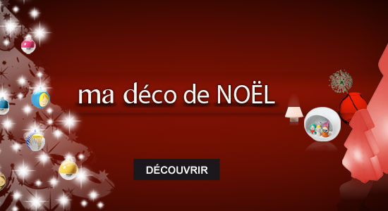 Ma d co de no l blog d co uaredesign - Decoration interieur de noel ...