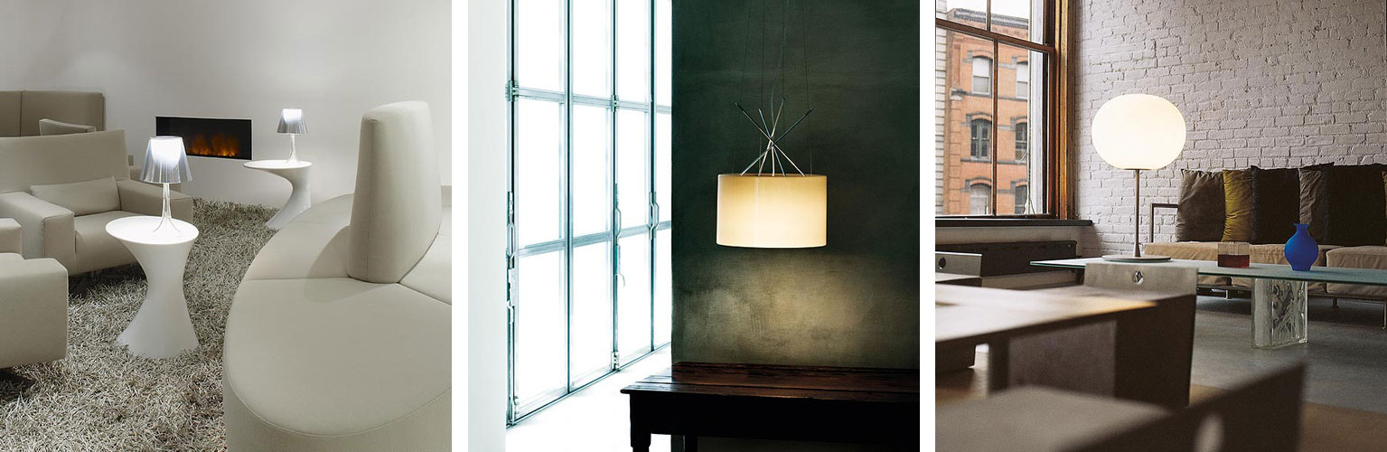 Lampe Miss K - Suspension Ray - Lampe Glo-Ball