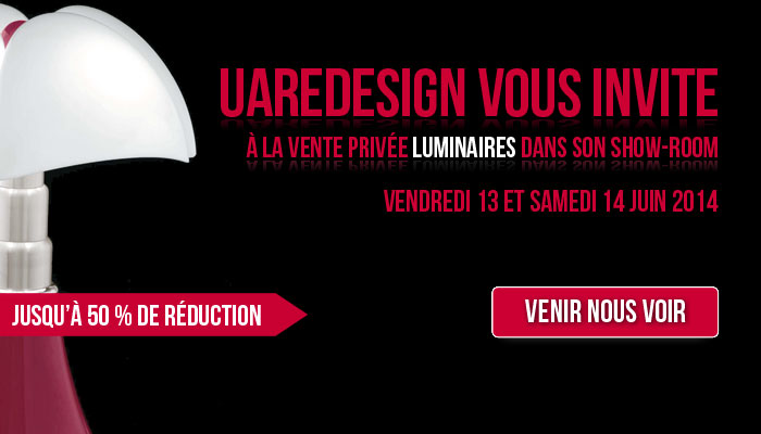 vente priv e luminaires blog uaredesign. Black Bedroom Furniture Sets. Home Design Ideas