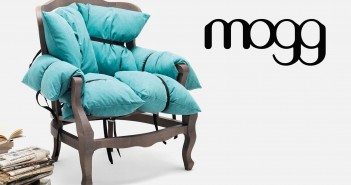 Fauteuil 7 pillows Mogg Uaredesign